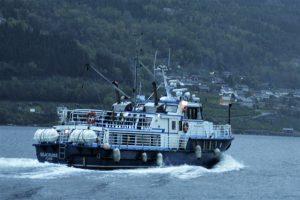 Båtskyss fredag og!