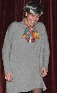 Oda Kristin Tjoflot var ein glimrande konferansier med ein svært smittande latter.