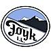 Logoen til Føyk er teikna av Hans J. Sekse.