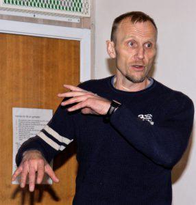 Overraska geolog - Harald Hauso