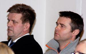 Dag Frode Opeddal og Tor Eivind Osmo var mellom dei hardaste kritikarane, og slett ikkje nøgde med alt som var sagt og gjort.