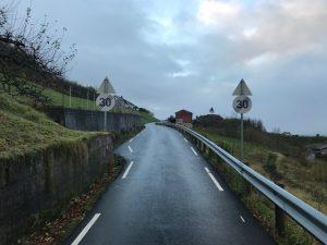 Oppheving av 30 km/t grense i Flisabakken