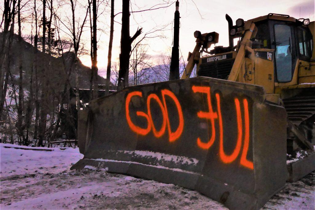 Ein stor dumper ynskjer god jul!
