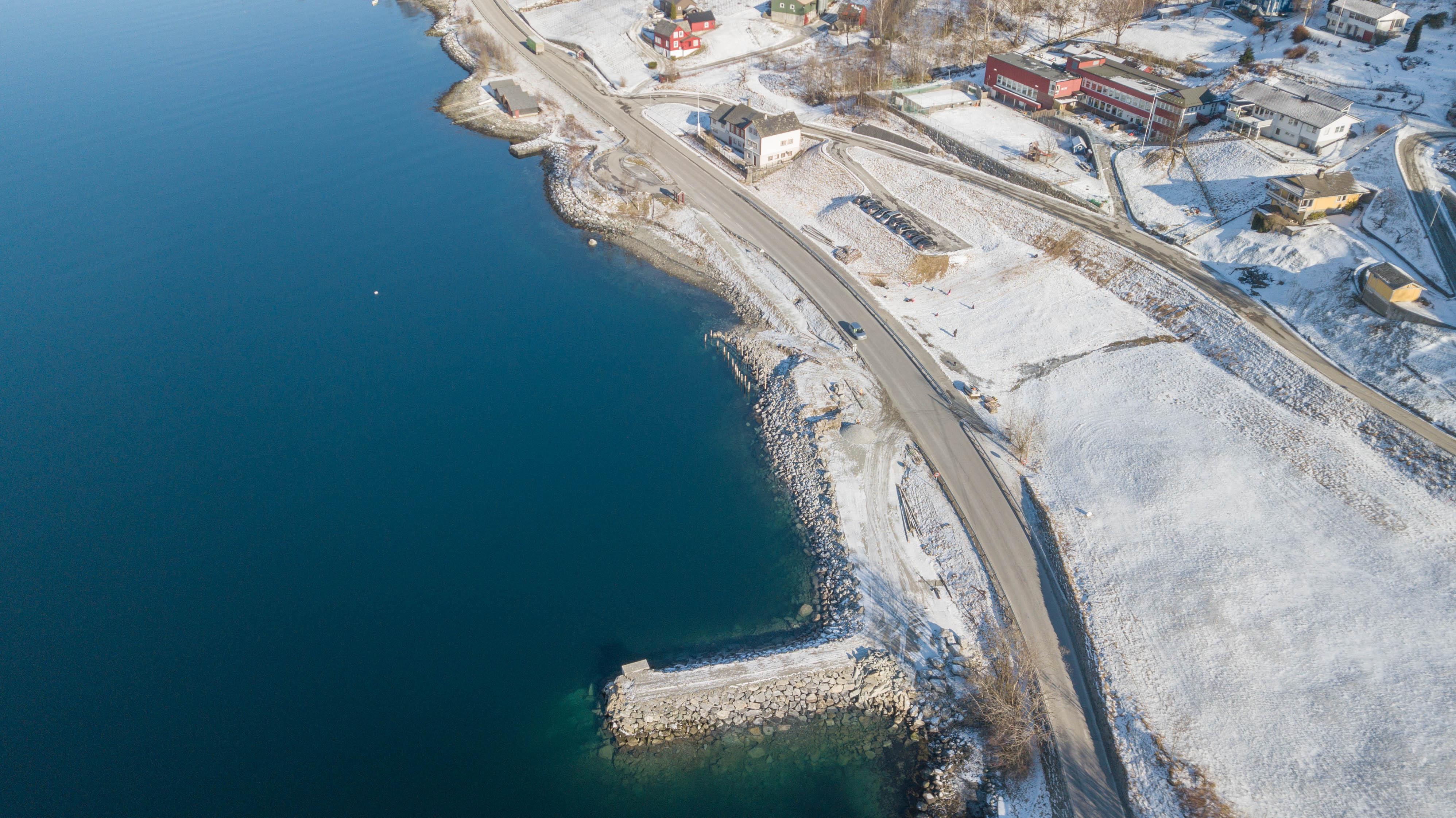 Luftfoto av Espen Bukve